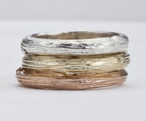 bmjnyc wedding rings on Etsy