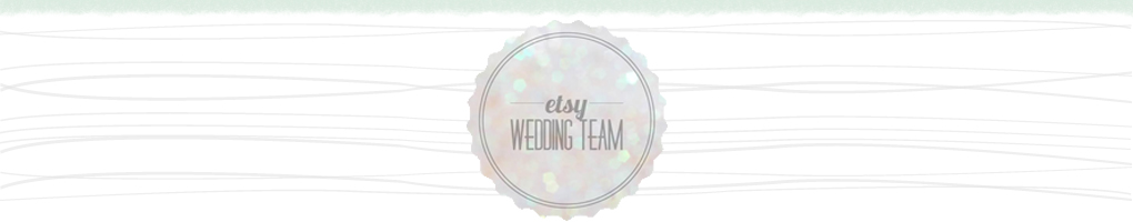 Etsy Wedding Team