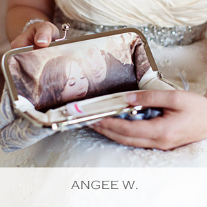 ANGEEW - Member of the Etsy Wedding Team