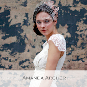 Amanda Archer - Member of the Etsy Wedding Team (Bridal Dresses and Gowns)