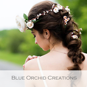 blue-orchid-creations  - Member of the Etsy Wedding Team