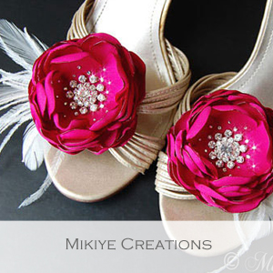 MikiyeCreations - Member of the Etsy Wedding Team