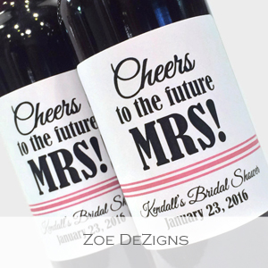 Zoe DeZigns - Member of the Etsy Wedding Team (Favors)