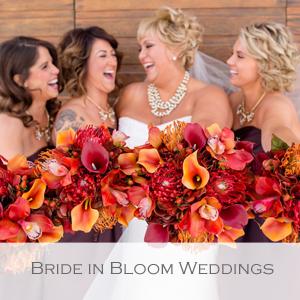 Bride in Bloom Weddings - Member of Etsy Wedding Team (Flowers)